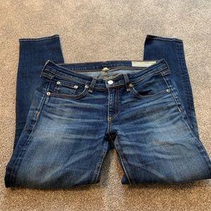 Rag & Bone Capri Jeans Sz 28